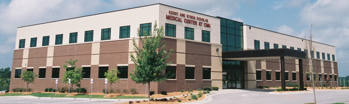 Kerry and Synda Douglas Medical Center at CMH