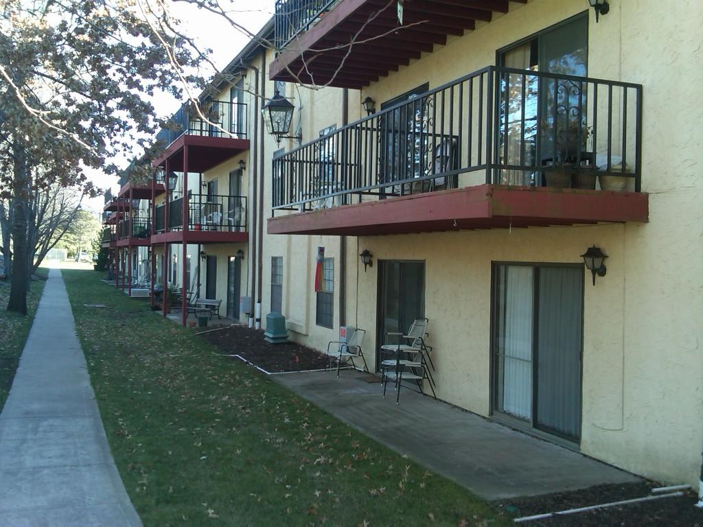 Villa Ventura Balcony Remodel